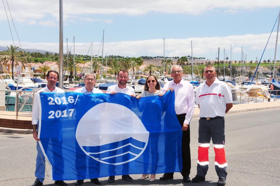 Bandera Azul 2016