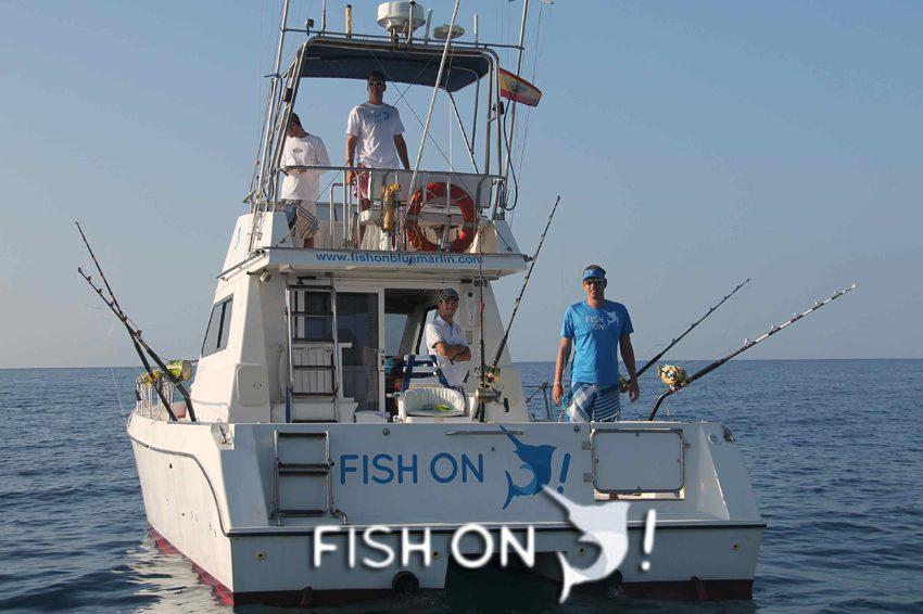 Fish On – Pesca Deportiva