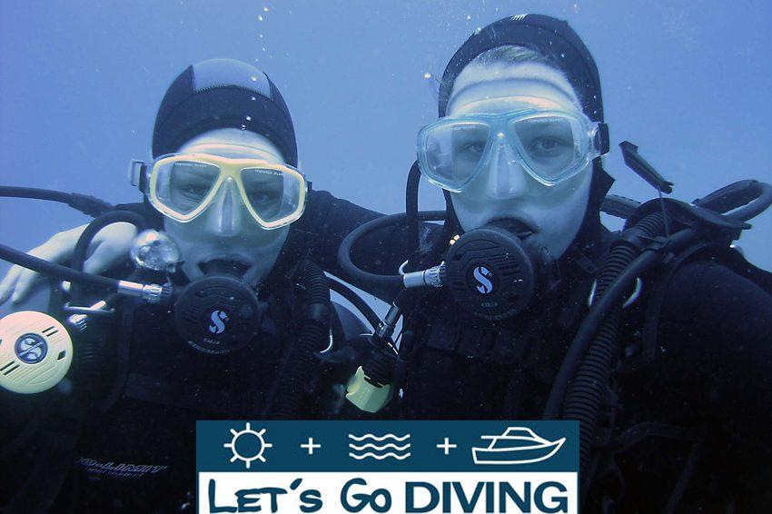 Let's Go Diving