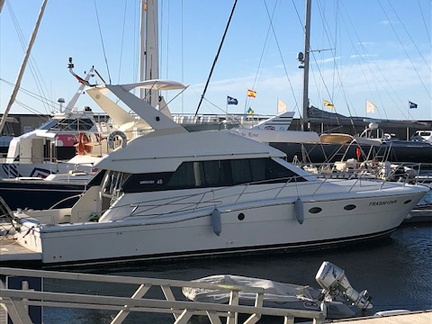 Uniesse 48′ Fly