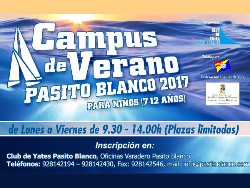 Abierto el plazo de inscripción para el Campus de Verano 2017