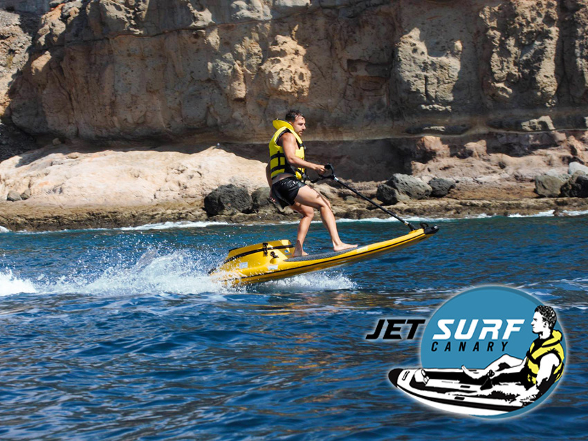 Jet Surf Canary