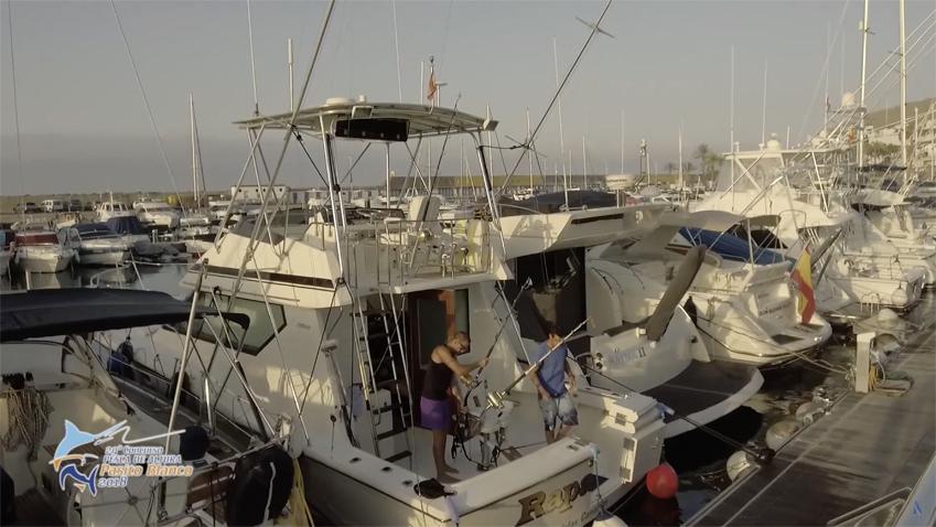 Vídeo-Resumen del 29º Concurso de Pesca de Altura Pasito Blanco