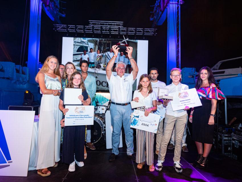 Fotos de la 30ª edición del Concurso de Pesca Pasito Blanco