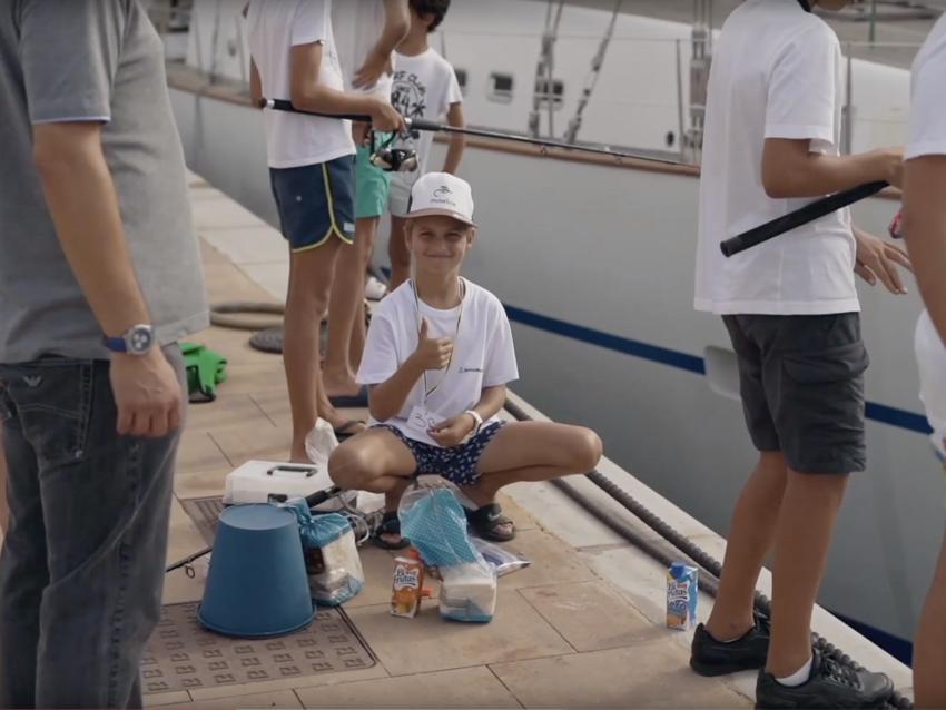 Vídeo resumen del Concurso de Pesca Infantil 2019 celebrado durante el 30ª Concurso de Pesca Pasito Blanco