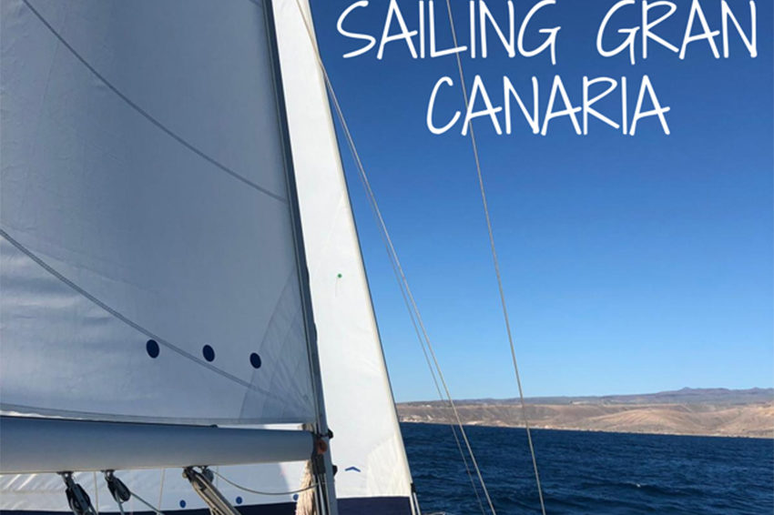 Sailing Gran Canaria