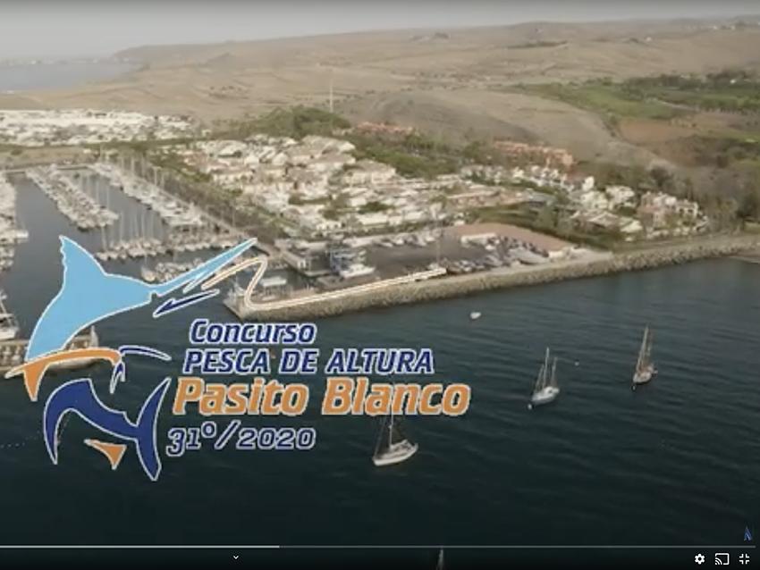 Vídeo resumen de la 31º edición del Concurso de Pesca de Altura Pasito Blanco