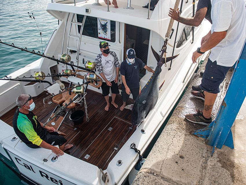 Fotos de la 31º edición del Concurso de Pesca de Altura Pasito Blanco 2020