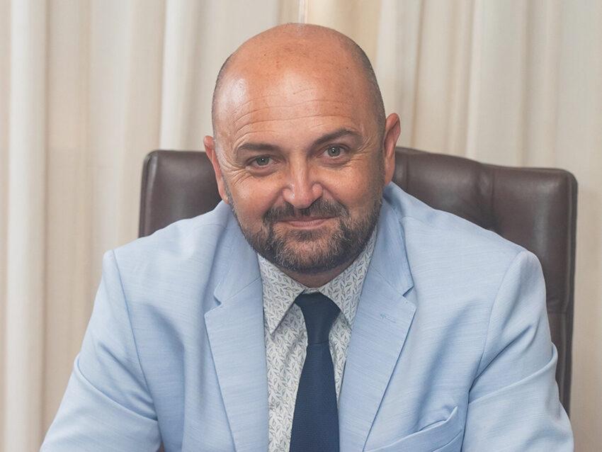 Saluda de Carlos Álamo (Consejero de Turismo del Cabildo de Gran Canaria)