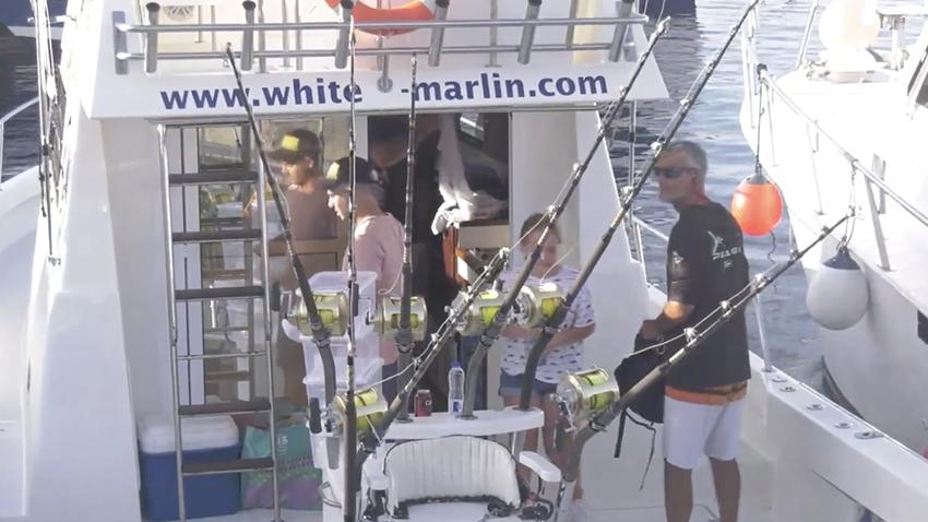 Primeras declaraciones de Participantes del I Open Internacional de Pesca