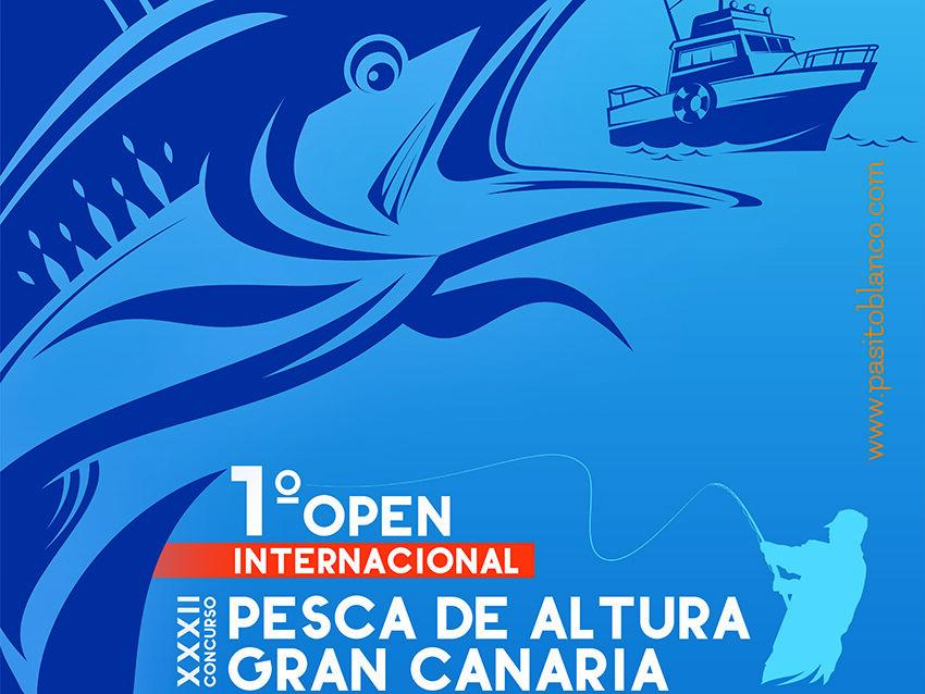 El Open Internacional Pesca de Altura Gran Canaria estrena cartel